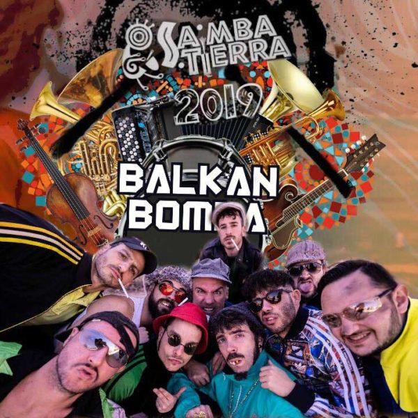Conciertos en Samba Tierra 2019