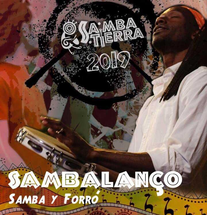 Samba y Forró en Samba Tierra 2019